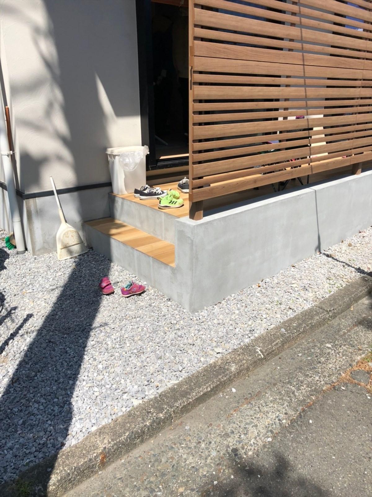 少しでもプライベートの屋外空間を戸建てリノベーションに取り入れる|横浜リノベーション