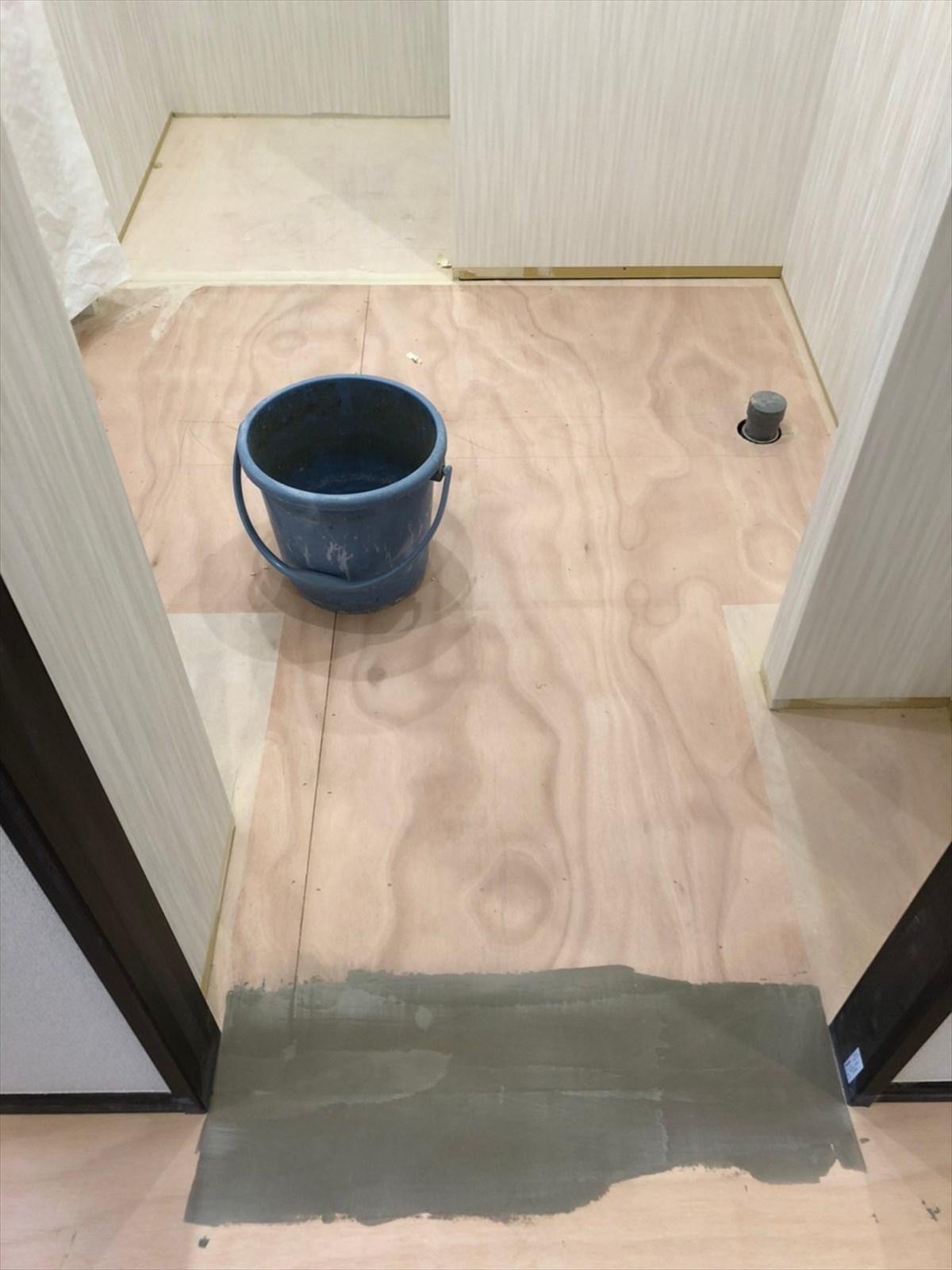 洗面室のリノベーション リノベーション横浜