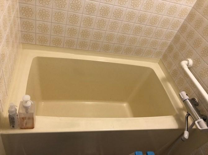 リノベーション前の浴槽|リノベーション横浜・神奈川